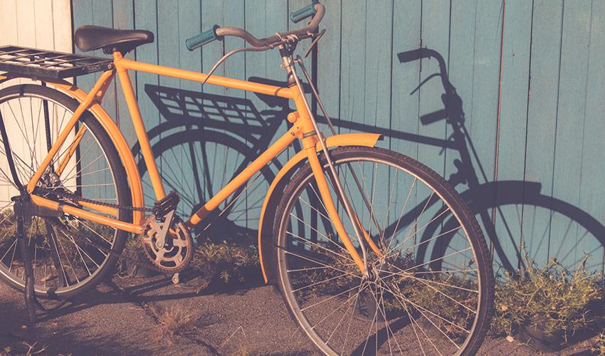 Herrcykeln - den klassiska cykeln